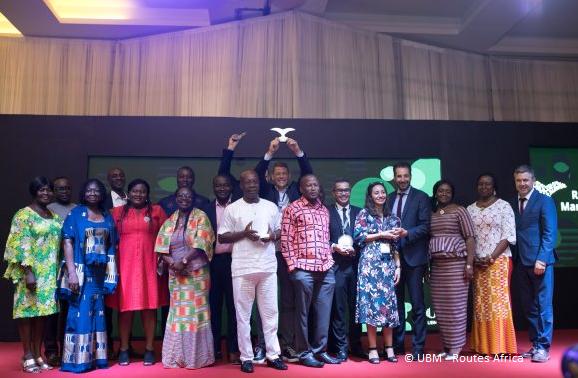 Abidjan a reçu le Marketing Award 2018 dans la catégorie moins de 4 millions de pax.